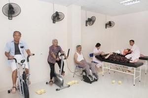 Lắp đặt chuông gọi y tá không dây cho viện dưỡng lão