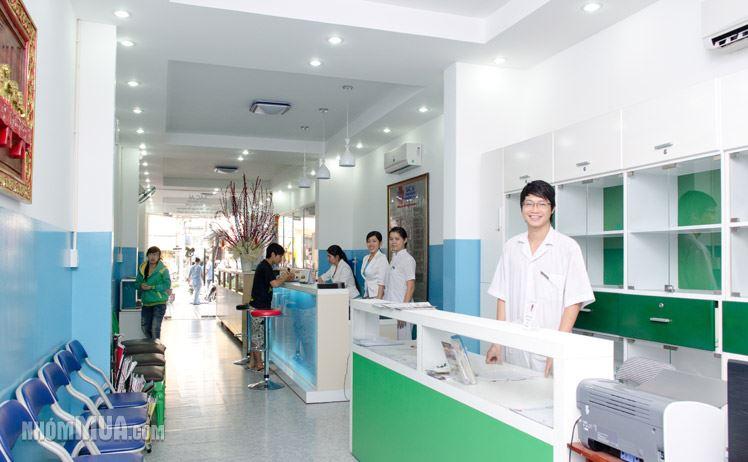 phòng khám đa khoa tư nhân