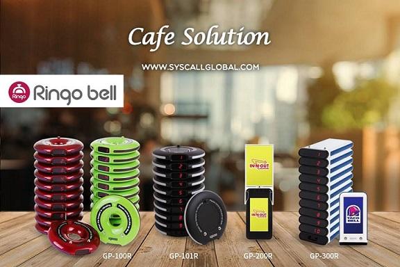 thiết bị tự phục vụ Syscall được Ringo bell phân phối